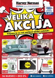 HARVEY NORMAN - VELIKA AKCIJA - Akcija sniženja do 02.06.2020.