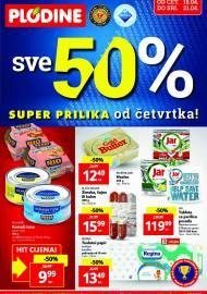 PLODINE  KATALOG  -  SVE 50%  -  Akcija sniženja do 21.04.2021.