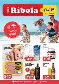 ULTRA GROS  - RIBOLA  KATALOG  - Akcija do 03.06.2020.