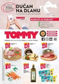 TOMMY KATALOG - DUĆAN NA DLANU -AKCIJA SNIŽENJA DO 09.12.2020.