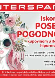INTERSPAR BONOVI - Akcija do 08.04.2020.