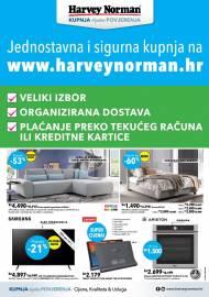 HARVEY NORMAN - Jednostavna i sigurna kupnja putem interneta - Akcija sniženja do 31.03.2020.