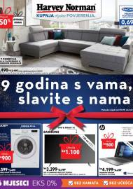 HARVEY NORMAN  - 9. ROĐENDAN - Akcija sniženja do 26.10.2020.