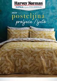 HARVEY NORMAN - POSTELJINE - Nova kolekcija 2020