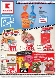 KAUFLAND KATALOG - PROGRAM VJERNOSTI! - Akcija do 04.11.2020.