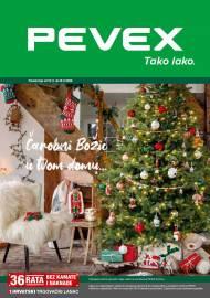 PEVEX KATALOG - TAKO LAKO - ČAROBNI BOŽIĆ U TVOM DOMU -Akcija do 20.12.2020.