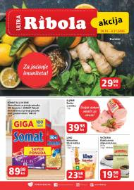 ULTRA GROS  - RIBOLA  KATALOG  - Akcija do 04.11.2020.
