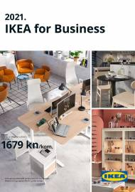 IKEA KATALOG - FOR BUSINESS 2021