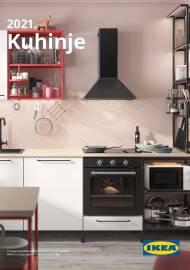 IKEA KATALOG - KUHINJE 2021