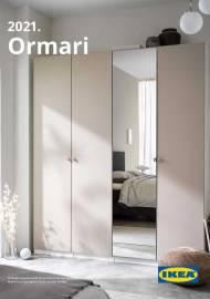 IKEA KATALOG - ORMARI 2021