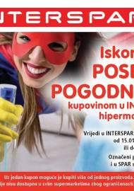INTERSPAR BONOVI - Akcija do 04.02.2020.