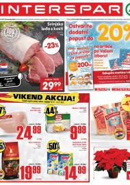 INTERSPAR KATALOG - Akcija do 24.12.2019.