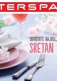 INTERSPAR KATALOG - SRETAN USKRS- Akcija do 15.04.2020.