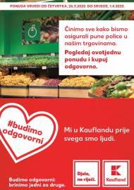 KAUFLAND KATALOG  - Akcija do 01.04.2020.