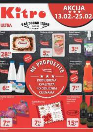ULTRA KITRO KATALOŠKA SUPER AKCIJA  -Akcija sniženja do 25.02.2020.
