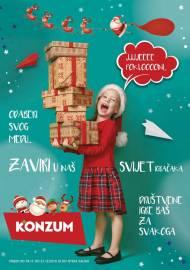 KONZUM KATALOG IGRAČAKA -Akcija do 31.12.2019.