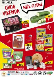 KONZUM VIKEND - Akcija do 17.01.2021.