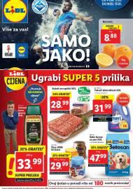 LIDL KATALOG - AKCIJA SNIŽENJA - SAMO JAKO - Sniženje do 17.01.2021. godine