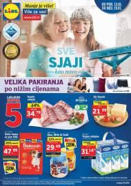 LIDL KATALOG - AKCIJA SNIŽENJA do 19.01.2020. godine