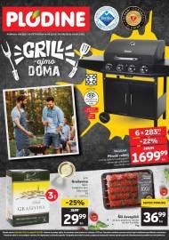 PLODINE  KATALOG - GRILAJMO DOMA! - Akcija sniženja do 03.06.2020.