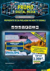 METRO AKCIJA -SPECIJALNA AKCIJA DIGITAL MEDIA - Akcija do 11.11.2020.