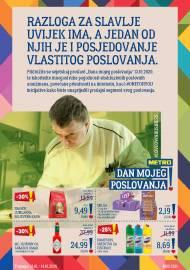 METRO AKCIJA - DAN MOJEG POSLOVANJA! Akcija do 14.10.2020.