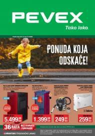 PEVEX KATALOG - TAKO LAKO - PONUDA KOJA ODSKAČE -Akcija do 27.10.2020.