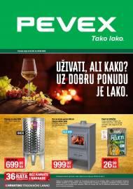 PEVEX KATALOG - TAKO LAKO -Akcija do 29.09.2020.
