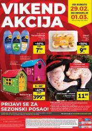 PLODINE  VIKEND AKCIJA - Akcija sniženja do 01.03.2020.