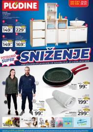 PLODINE  KATALOG - TOTALNO SUPER SNIŽENJE  -Akcija do 29.01.2020.