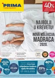 PRIMA KATALOG -NAJBOLJI U KREVETU! Akcija do 24.11.2019.