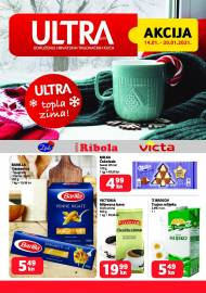 ULTRA - RIBOLA  KATALOG  - Akcija do 20.01.2021.