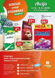 SONIK KATALOG - SONIK POSTAJE STUDENAC - Akcija sniženja do 09.12.2020.
