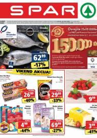 SPAR KATALOG - Ponuda prehrambenih namirnica, kozmetike, sredstava za čišćenje vrijedi 03.03.2020. Ponuda kućanstva, tekstila, tehnike vrijedi do 10.03.2020