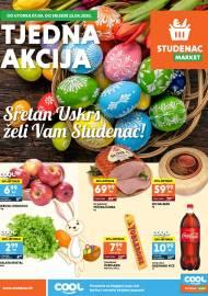 STUDENAC  KATALOG -SRETAN USKRS ŽELI VAM STUDENAC - Akcija do 15.04.2020.