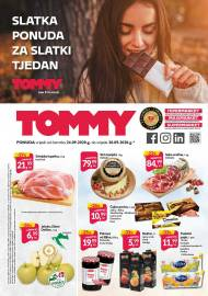 TOMMY KATALOG - SUPER PONUDA - AKCIJA SNIŽENJA DO 30.09.2020.