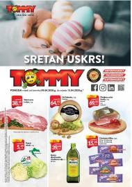 TOMMY KATALOG - SRETAN USKRS -AKCIJA SNIŽENJA 15.04.2020.
