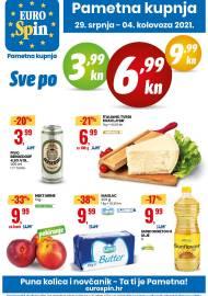 EUROSPIN KATALOG - SUPER SNIŽENJE -  Akcija sniženja do 04.08.2021.