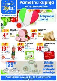 EUROSPIN KATALOG - SUPER SNIŽENJE -  Akcija sniženja do 11.08.2021.