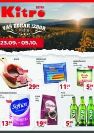 ULTRA KITRO KATALOŠKA SUPER AKCIJA - VAŠ DOBAR IZBOR  -Akcija sniženja do 05.10.2021.