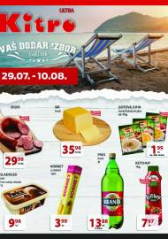 ULTRA KITRO KATALOŠKA SUPER AKCIJA - VAŠ DOBAR IZBOR  -Akcija sniženja do 10.08.2021.