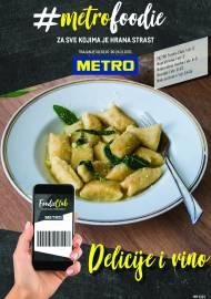 METRO AKCIJA -METROFOODIE - PREHRANA - Akcija do 24.11.2021.