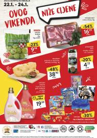 KONZUM VIKEND - Akcija do 24.01.2021.