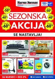 HARVEY NORMAN - SEZONSKA AKCIJA - AKCIJA DO 22.06.2021