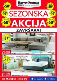 HARVEY NORMAN - SEZONSKA AKCIJA ZAVRŠAVA - AKCIJA DO 22.06.2021 (2)