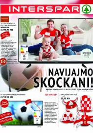 INTERSPAR - NAVIJAJMO SKOCKANI - AKCIJA DO 15.06.2021