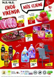 KONZUM VIKEND - Akcija do 16.05.2021.