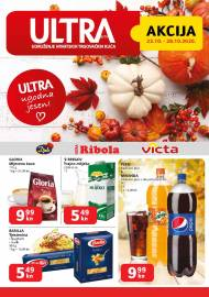 ULTRA GROS  - RIBOLA  KATALOG  - Akcija do 28.10.2020.