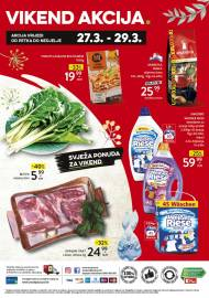 KONZUM VIKEND - Akcija do 29.03.2020.