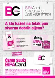 BIPA CARD LETAK -Akcija do 30.09.2021.